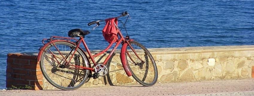 Bike in Almeria