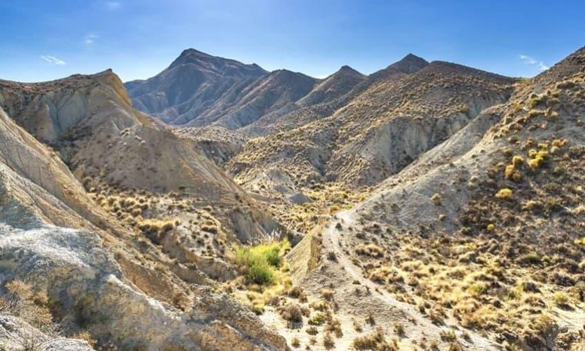 Sierra Alhamilla (Almería)