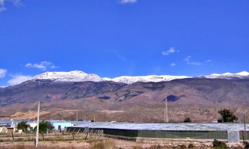 Sierra de Gador (Almeria)