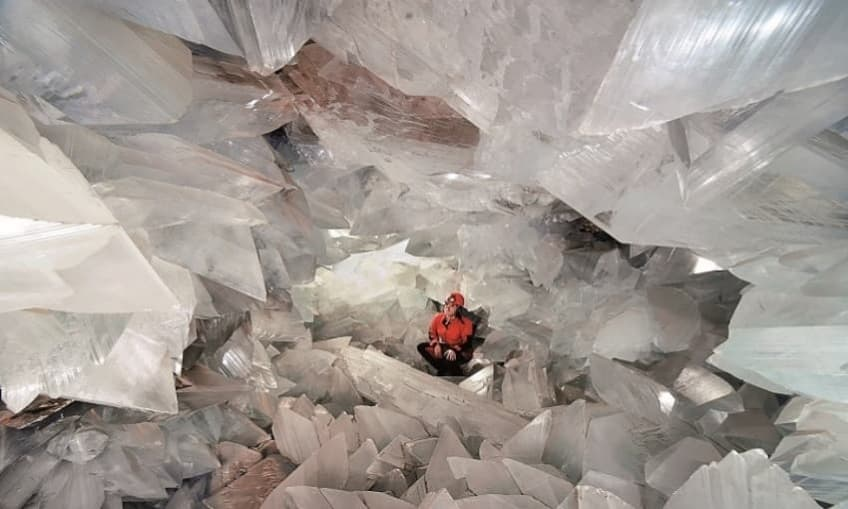 The Giant Geode of Pulpi