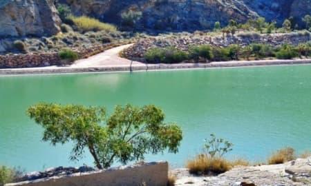 Almanzora river (Almeria)