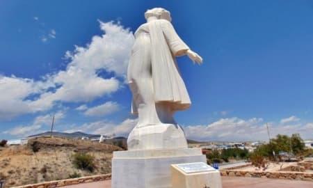 Freedom Sculpture (Fines - Almeria)