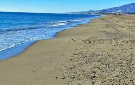 El Playazo Beach (Vera - Almeria)