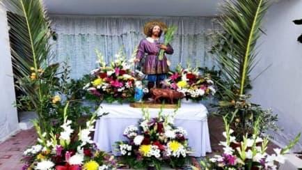 Saint Isidore the Farmer (Mojacar)