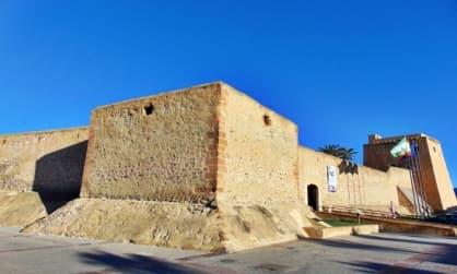 Marquis of Los Velez Castle (Cuevas del Almanzora - Almeria)
