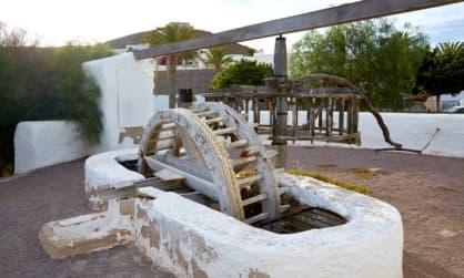 Pozo de Los Frailes (Cabo de Gata - Almeria)