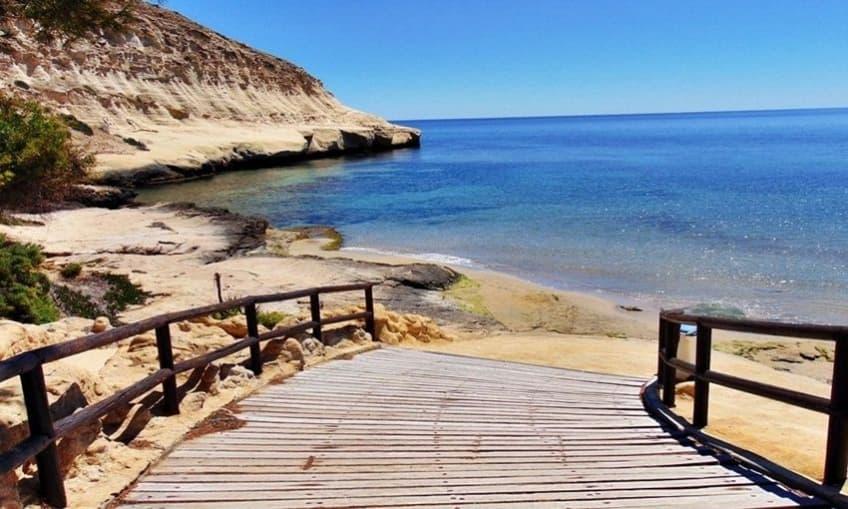 Cala del Invencible (Pulpí - Almería)