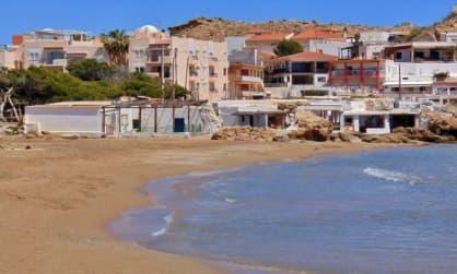 Playa Mar Rabiosa (Pulpí - Almería)