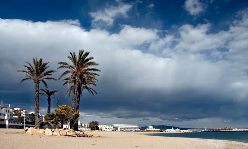 Playa de las Escobetas (Garrucha - Almería)