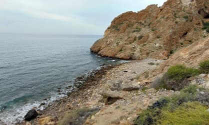 San Telmo Beach (Almeria)