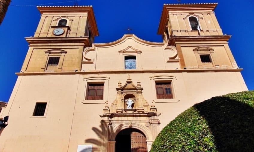 Iglesia de la Asunción (Huércal-Overa - Almería)
