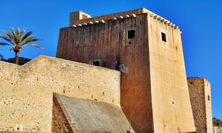 Castillo del Marques de los Vélez (Cuevas del Almanzora - Almería)