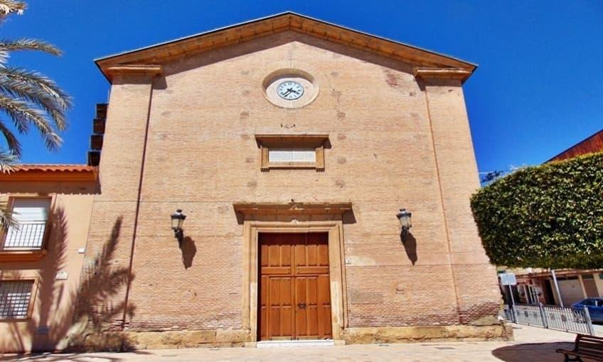 Saint Michael Church (Pulpi - Almeria)