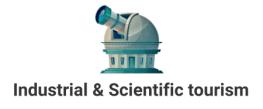 Industrial & scientific tourism